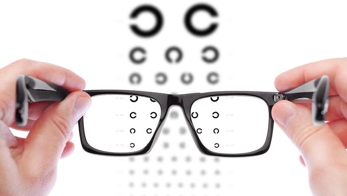 hovedpine briller